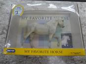 BREYER NO.1183 MY FAVORITE HORSE LUZ DE LUNA PASO FINO WITH CARD 2007